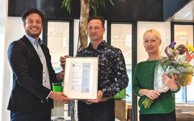 HKZ norm zorg en welzijn certificering behaald